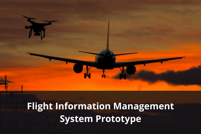 Flight Information Management System Prototype