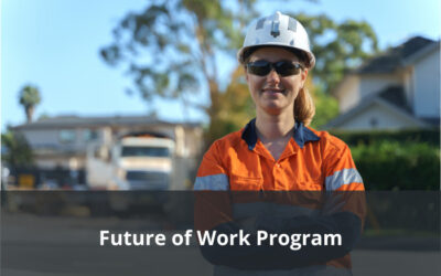 Future of Work Program – Promoting skills development