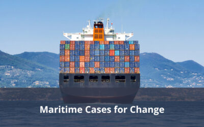 Maritime – Cases for Change for training package development