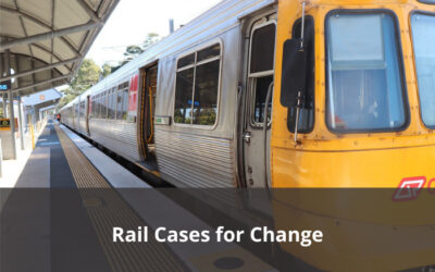 Rail – Cases for Change for training package development