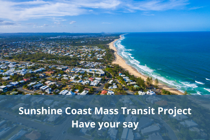 Sunshine Coast Mass Transit Project