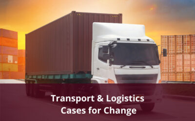 Transport & Logistics Cases for Change for training package development