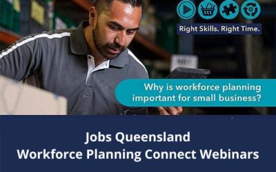 Introduction to workforce planning webinars
