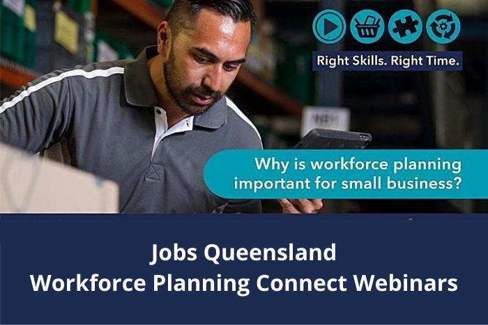 Workforce Planning Connect Webinars