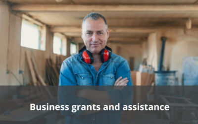 Queensland Government Business Grants