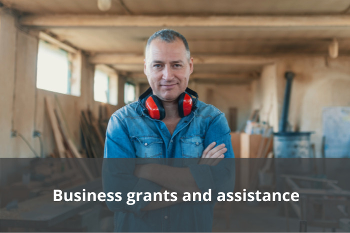 Business Grants and Assistance