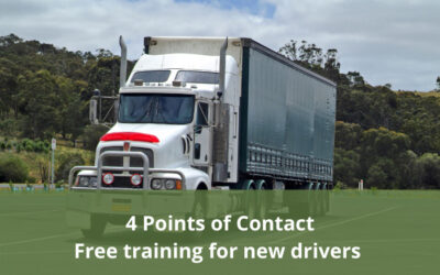 Free training for new heavy vehicle drivers