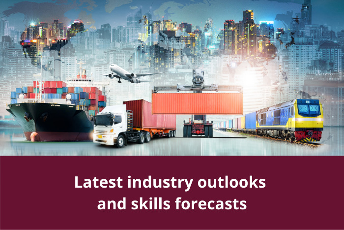 Industry Outlooks and Skills Forecasts