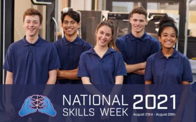 National Skills Week 2021 events