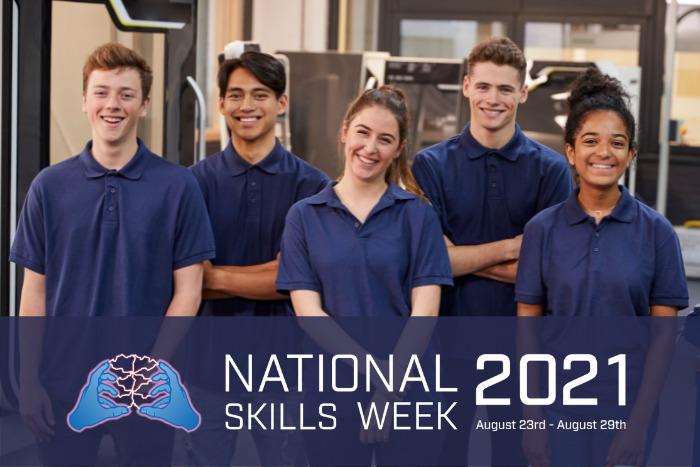 National Skills Week 2021