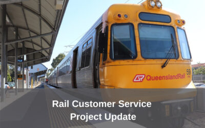Rail Customer Service Project – Final draft materials available for comment