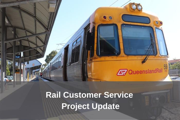 TLI Rail Customer Service Project Update
