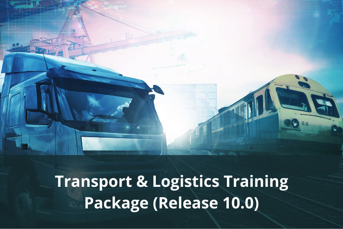 Transport & Logistics Training Package Release 10.0
