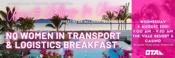 NQ Women in Transport and Logistics Breakfast