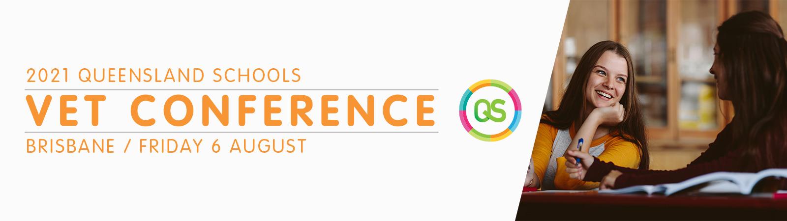 QLD Schools VET Conference 2021