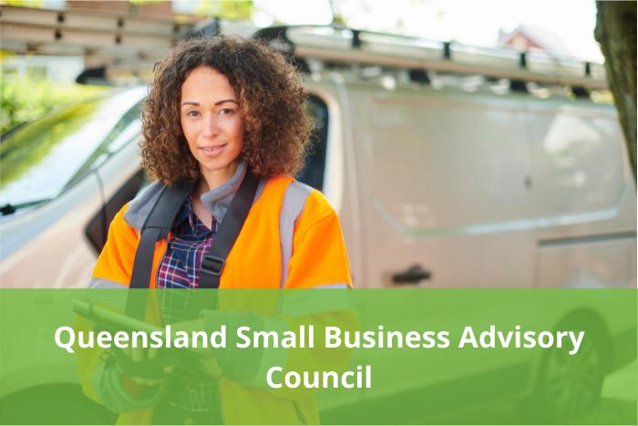 QLD Small Business Advisory Council - EOI