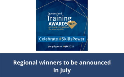 Queensland Training Awards 2021 – Winners and finalists
