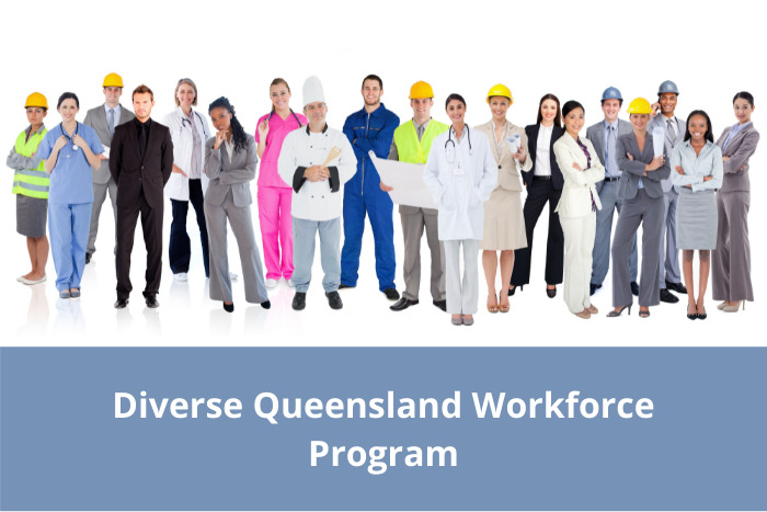 Diverse Queensland Workforce Program