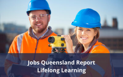 Jobs Queensland report – Lifelong Learning: The foundation of future work