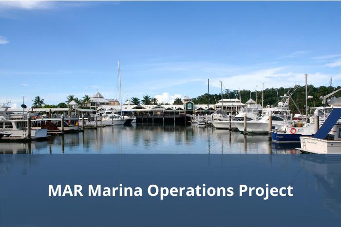 MAR Marina Operations project