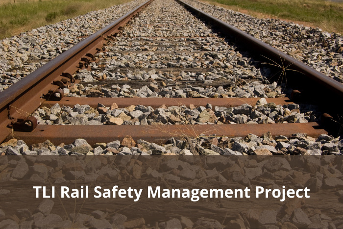 TLI Rail Safety Management project
