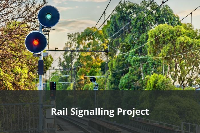 Rail Signalling project