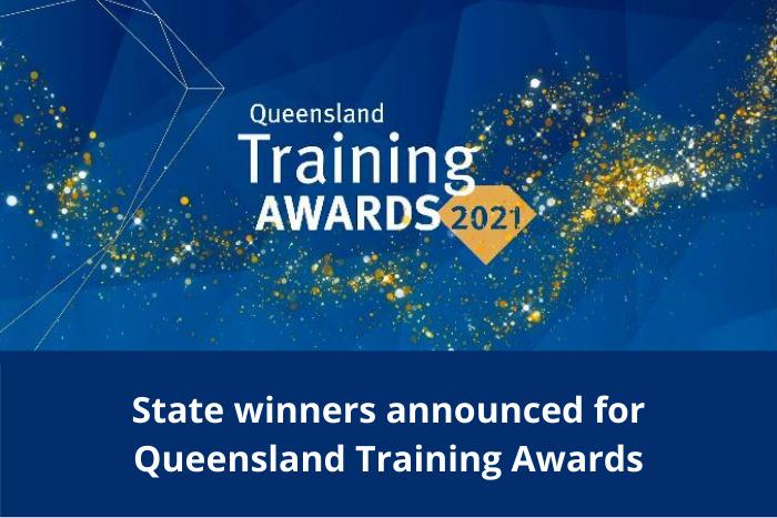 Queensland Training Awards – State winners