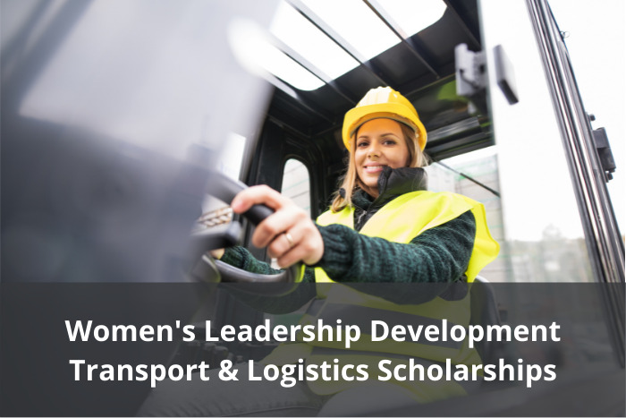 Funding for women working in  Transport & Logistics